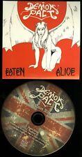 Demon Pact Eaten Alive CD Single new Replica of original 7 inch