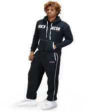 RCV Sauna Suit Heavy Duty Sweat Track Weight loss Slimming boxing Running unisex