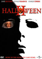 Halloween 2 (1981 Jamie Lee Curtis) DVD NEW
