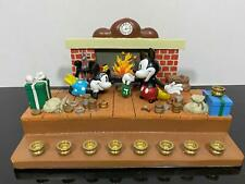 Disney Mickey Minnie Mouse Jewish Menorah Hanukkah Holiday Candle Holder