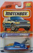 Matchbox 2000 OCEAN EXPLORER Hydroplane 10/100 (with 2000 Logo)