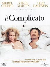 Dvd E' COMPLICATO - (2009) *** Meryl Streep *** ....NUOVO