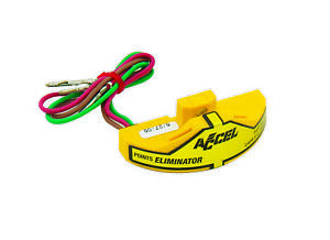 Accel 2005 Ignition Control Module Yellow