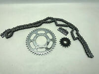 Kawasaki Z1000 Z 1000 (1) 09' Front and Rear Drive Sprocket and Chain
