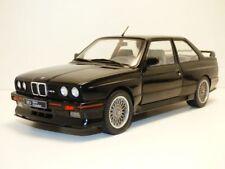 BMW M3 E30  SPORT EVOLUTION noir 1/18  serie 3er