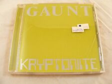 GAUNT - Kryptonite - CD -