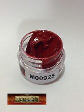 M00925 MOREZMORE Genesis Heat-Set Paint Trial Size PYRROLE RED 02 Doll A60