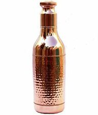 1500 ML 100% Copper High Neck Drinking Water Bottle Ayurvedic vessel