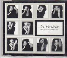 (EK653) Dee Fredrix, And So I Will Wait For You - 1993 CD