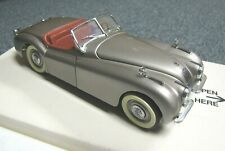 Danbury Mint 1949 Jaguar XK120 w/h Box