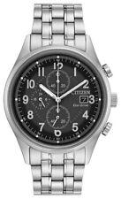 Citizen Eco-Drive Men's Chandler Chronograph Date Calendar 42mm Watch CA0620-59H
