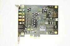 Creative Soundblaster SB0880 X-Fi Titanium - PCIe-x1 Full Height Sound Card