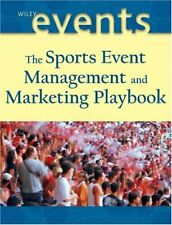 Sports Event Management and Marketing Playbook Hardcover Frank Supovitz