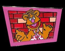 Muppets Mystery Set Fozzie Bear Disney Pin 94509