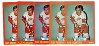 1X ALEX DELVECCHIO 1973 74 Topps #141 NRMT Lots Available Red Wings