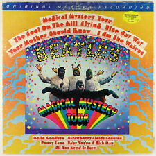 Beatles - Magical Mystery Tour LP - Mobile Fidelity Sound Lab Audiophile VG++