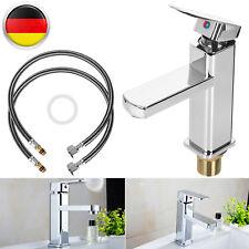 Waschtischarmatur Badarmatur Wasserfall Wasserhahn Mischbatterie Kalte Heiße Tap