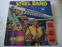 STEEL BAND ON EASTERN AIRLINES CARIBBEAN JETS VINYL LP ALBUM JACQUELINE DANOIS
