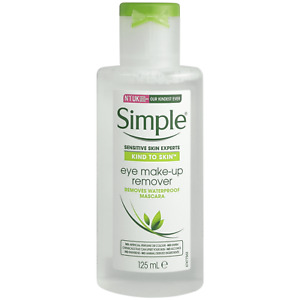 Simple Kind To Yeux Oeil Démaquillant 125 ML