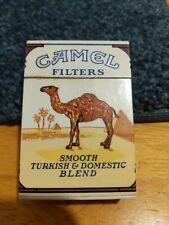 New listing Camel Filters Smooth Turkish & Domestic Blend Flip Top Lighter