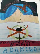 PENNA NERA-Storia e battaglie degli Alpini PISANO'-LOMBI-FPE 1968