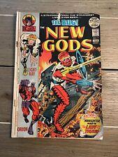 Dc Comics 1972 The New Gods #9 Jack Kirby ~ The Bug