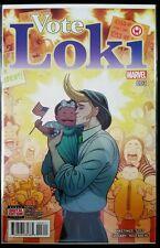 VOTE LOKI #3 (of 4) (2016 Marvel Comics) NM Comic Book