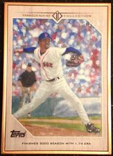 2017 Topps Transcendent Moments Sketch Card Pedro Martinez
