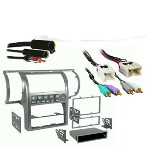 Fits Infiniti G35 Coupe 2003-2004 Aftermarket Harness Radio Install Dash Kit