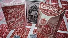 1876 A. Dougherty No.18 Triplicate Playing Cards