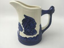 VINTAGE Reproduction SLEEPY EYE MONMOUTH STONEWARE PITCHER CHIEF 7 3/4""