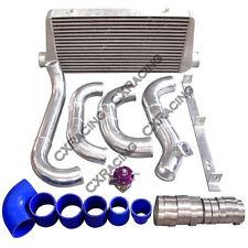 CXRacing Intercooler Piping BOV Kit For 86-92 Supra MK3 1JZ-GTE VVTI Stock Turbo