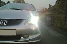 Honda Civic 01-05 White 5 LED 501 W5W T10 Side Light Bulbs 5 SMD Type R EP3 K20