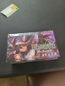 force of will the seventh booster box