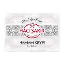 Luxury Turkish Hamam Soap Bar, BULK, Nostalgia Series, Pack of 4, 800g