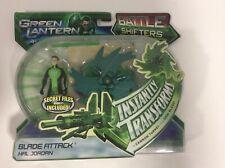 2010 Gren Lantern Battle Shifters Blade Attack Hal Jordan - Brand New & Sealed