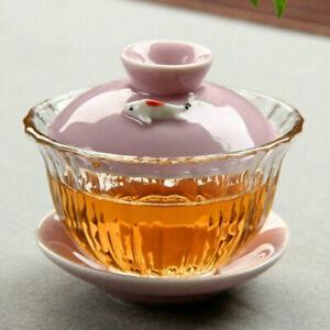 Tea Cup Tea Infusers Dehua Gaiwan Tea Porcelain Pot Set Chinese Traditional