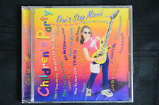 Childrens Party - Don't Stop Movin  Various artists  CD New and sealed (B5)