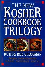 The New Kosher Cookbook Trilogy