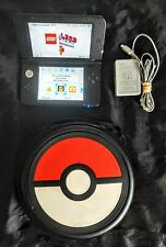 Nintendo 3DS XL Blue/Black Console Bundle with 2 Games, Charger and Carry Case