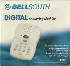 Bell South Model 1188 All Digital Answering System