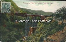 BRAZIL RAILWAYS ESTRADA DE FERRO DO PARANA PONTE SAO JOAO
