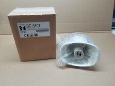 Brand New Toc Sc-610T Paging Loudspeaker Horn Speaker w/ Transformer