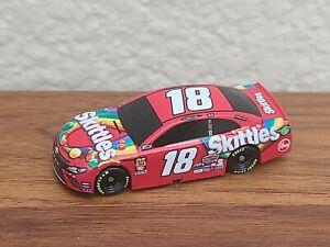 2019 #18 Kyle Busch Skittles 1/87 NASCAR Authentics Diecast Loose