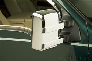 Putco 401127 1999-2007 Ford Super Duty Chrome  Mirror Overlay
