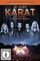 40 Jahre Live Von Der Waldbühne Berlin (Ltd.Edt.) von Karat (2015)NEU&OVP!!!