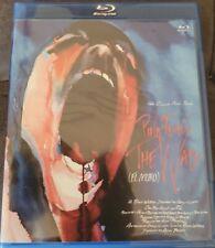 PINK FLOYD THE WALL (1982) Blu-Ray (Spanish Package/English Audio)   LIKE NEW !