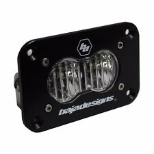 Baja Designs S2 Pro LED Light Flush Mount Wide / Cornering Beam Truck Jeep RZR