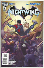 NIGHTWING (NEW 52)  #6   NM-