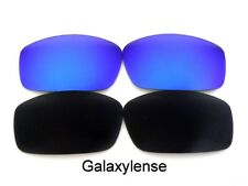 Galaxy Anti-Sea Lens For Costa Del Mar Caballito Sunglasses Black/Blue Polarized